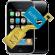 MAGICSIM Elite - iPhone 3G/3GS dual sim card - destacado