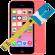 MAGICSIM Elite - iPhone 5C dual sim card - destacado